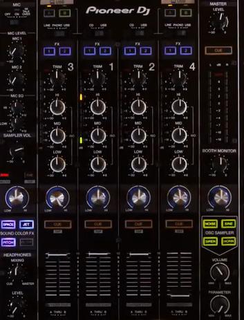 Mixer Completo